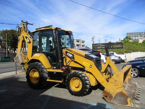 2015 Caterpillar 420 F2  HRC for sale at I C Used Cars in Van Nuys CA
