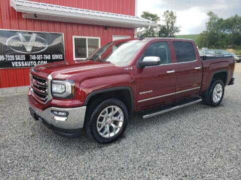 2017 GMC Sierra 1500 for sale at Vess Auto in Danville OH