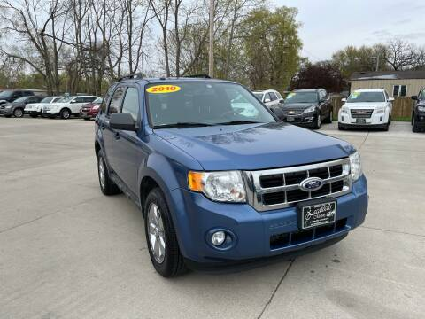2010 Ford Escape for sale at Zacatecas Motors Corp in Des Moines IA