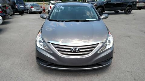 2014 Hyundai Sonata for sale at DISCOUNT AUTO SALES in Johnson City TN