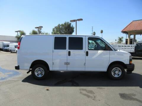 2018 Chevrolet Express Cargo for sale at Norco Truck Center in Norco CA