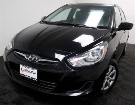 2014 Hyundai Accent for sale at CarNova in Stafford VA