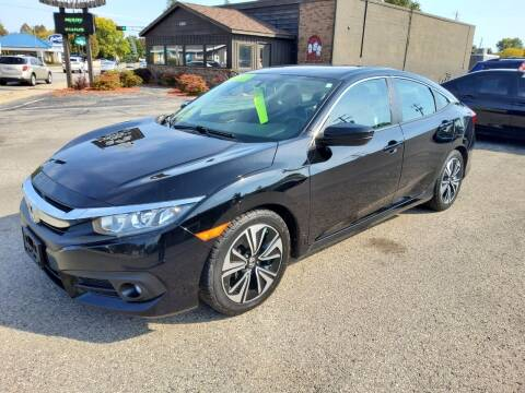 2016 Honda Civic for sale at Knights Autoworks in Marinette WI