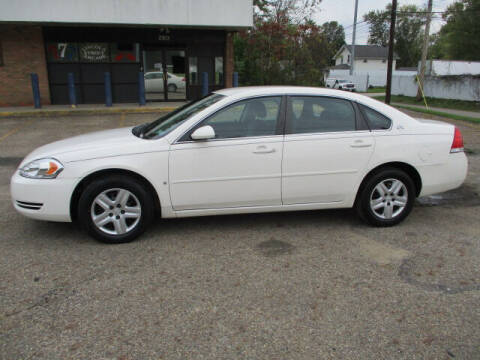 2008 Chevrolet Impala for sale at Taylors Auto Sales in Canton OH