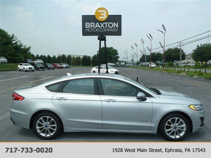 2019 Ford Fusion Hybrid for sale in Ephrata, PA