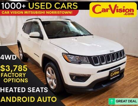 2018 Jeep Compass for sale at Car Vision Buying Center in Norristown PA