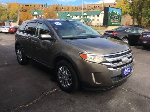 2013 Ford Edge for sale at 4X4 Auto in Cortez CO