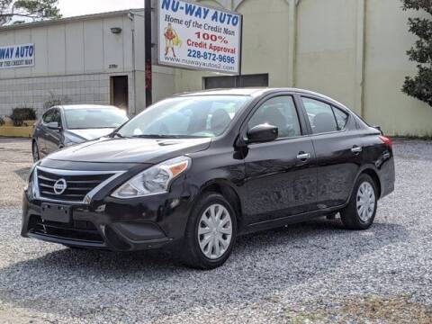 2019 Nissan Versa for sale at Nu-Way Auto Ocean Springs in Ocean Springs MS