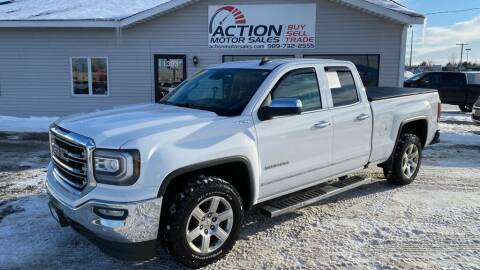 2016 GMC Sierra 1500 for sale at Action Motor Sales in Gaylord MI