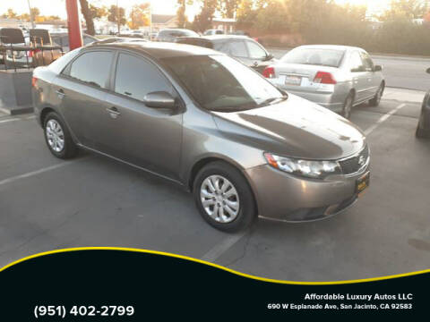 2011 Kia Forte for sale at Affordable Luxury Autos LLC in San Jacinto CA