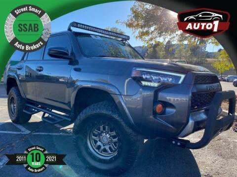 2017 Toyota 4Runner for sale at Street Smart Auto Brokers in Colorado Springs CO
