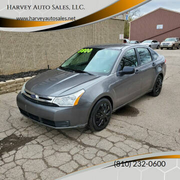 2009 Ford Focus for sale at Harvey Auto Sales, LLC. in Flint MI