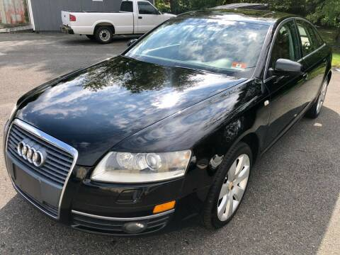 2005 Audi A6 for sale at Perfect Choice Auto in Trenton NJ