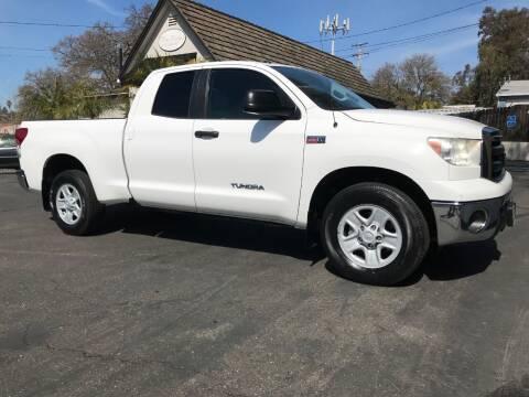 2012 Toyota Tundra for sale at Three Bridges Auto Sales in Fair Oaks CA