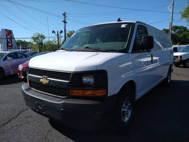 2017 Chevrolet Express Cargo for sale at P J McCafferty Inc in Langhorne PA