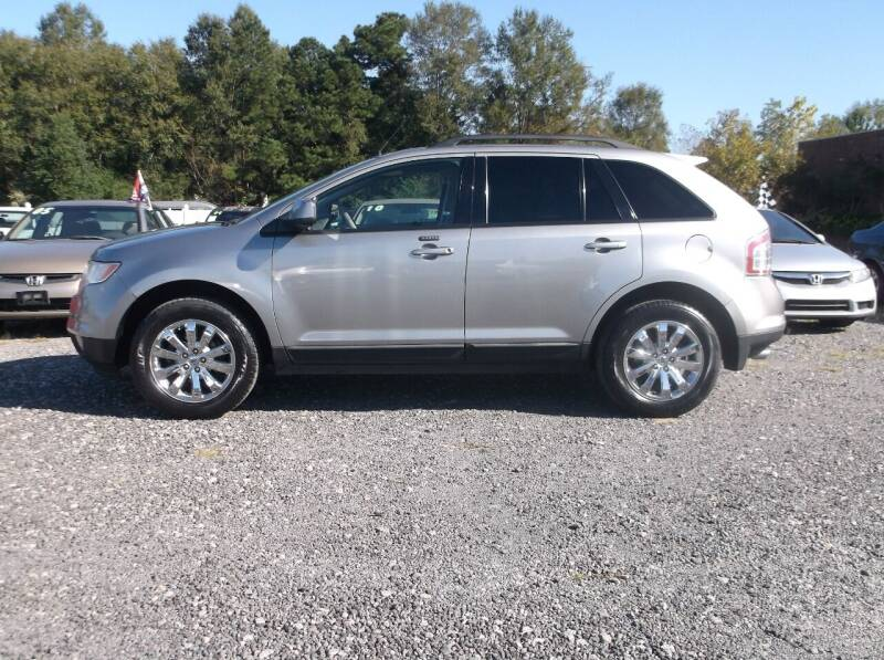 2008 Ford Edge for sale at Car Check Auto Sales in Conway SC