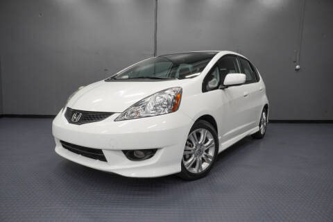 2010 Honda Fit for sale at TOPLINE AUTO GROUP in Kent WA