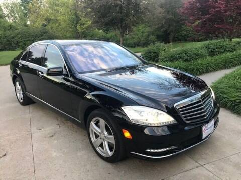2013 Mercedes-Benz S-Class for sale at AUTOWORKS OF OMAHA INC in Omaha NE