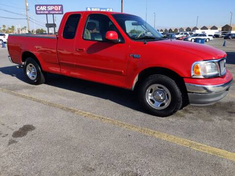 2003 Ford F-150 for sale at Car Spot in Las Vegas NV