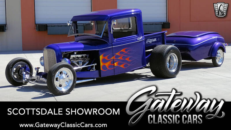 1933 Ford F-100 for sale in Deer Valley, AZ