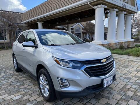 2019 Chevrolet Equinox for sale at CarSwitch Inc in San Ramon CA