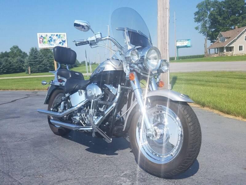2003 Harley-Davidson Fat Boy for sale at Westpark Auto in Lagrange IN