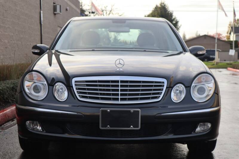2003 Mercedes-Benz E-Class for sale at Overland Automotive in Hillsboro OR
