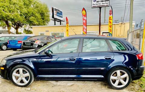 2008 Audi A3 for sale at Mego Motors in Orlando FL