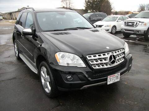 2010 Mercedes-Benz M-Class for sale at USED CAR FACTORY in Janesville WI