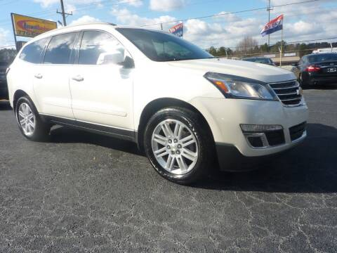 2012 Chevrolet Traverse for sale at Roswell Auto Imports in Austell GA