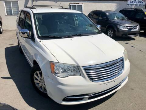 2011 Chrysler Town and Country for sale at TMT Motors in San Diego CA