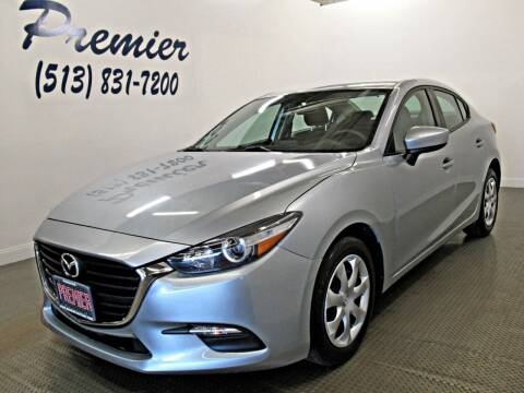 2017 Mazda MAZDA3 for sale at Premier Automotive Group in Milford OH