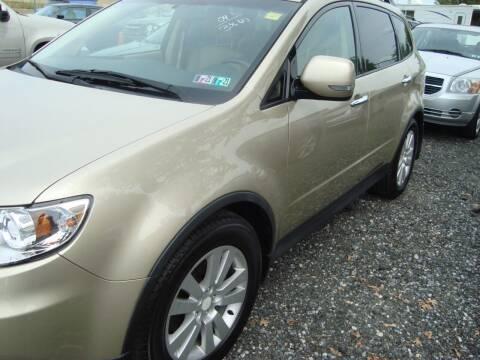 2009 Subaru Tribeca for sale at Branch Avenue Auto Auction in Clinton MD