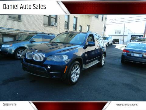 2011 BMW X5 for sale at Daniel Auto Sales in Yonkers NY