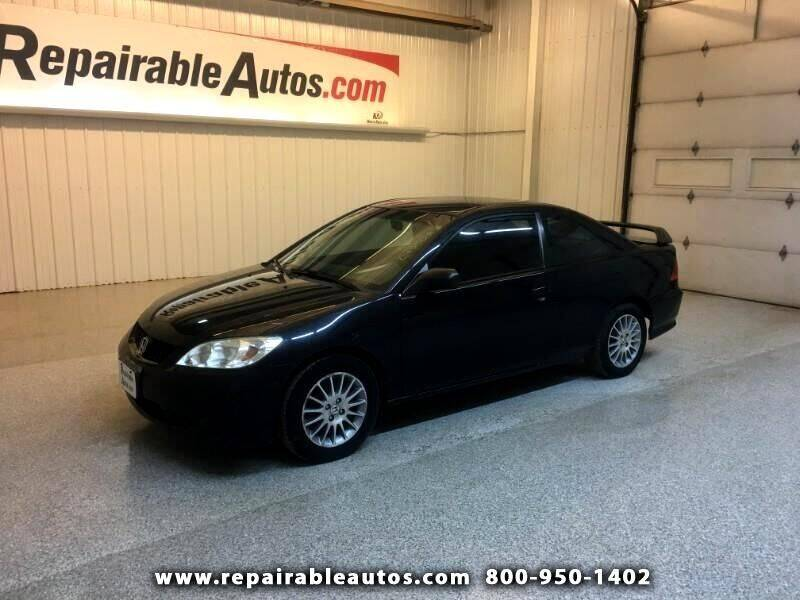 2005 Honda Civic for sale at Ken's Auto in Strasburg ND