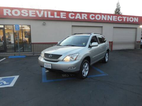 2005 Lexus RX 330 for sale at ROSEVILLE CAR CONNECTION in Roseville CA
