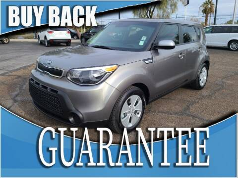 2016 Kia Soul for sale at Reliable Auto Sales in Las Vegas NV