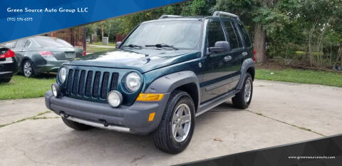 2006 Jeep Liberty for sale at Green Source Auto Group LLC in Houston TX