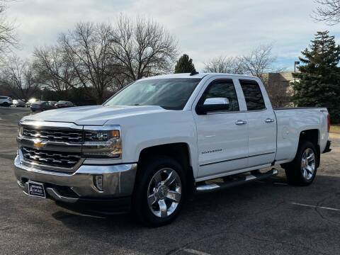 2017 Chevrolet Silverado 1500 for sale at North Imports LLC in Burnsville MN