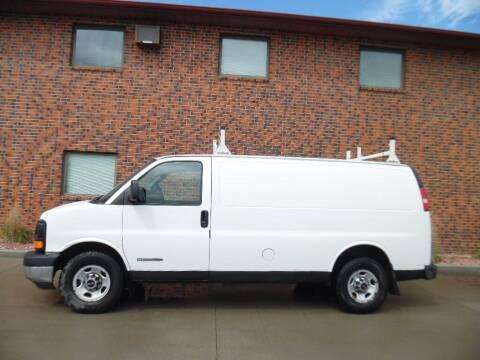 2004 GMC Savana Cargo for sale at KJR Motors LLC in West Fargo ND