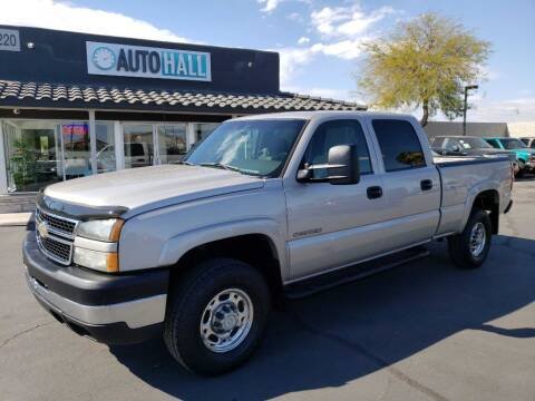 2007 Chevrolet Silverado 2500HD Classic for sale at Auto Hall in Chandler AZ