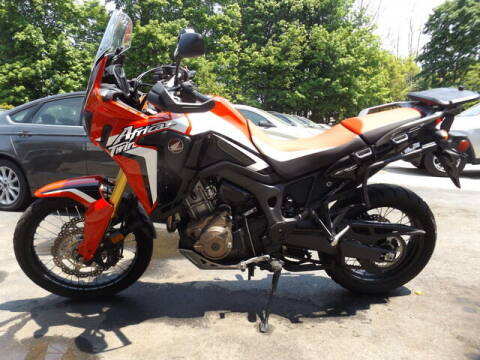2016 Honda Africa Twin for sale at Wayland Automotive in Wayland MA