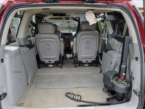 2001 Chevrolet Venture for sale at Aberdeen Auto Sales in Aberdeen WA