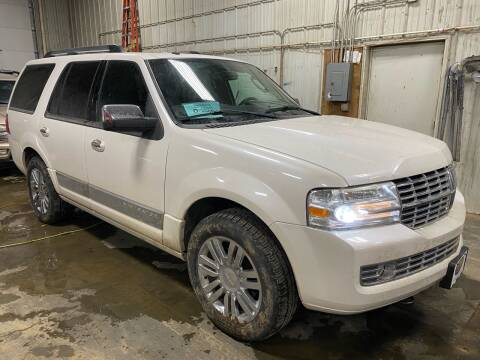 2010 Lincoln Navigator for sale at BERG AUTO MALL & TRUCKING INC in Beresford SD