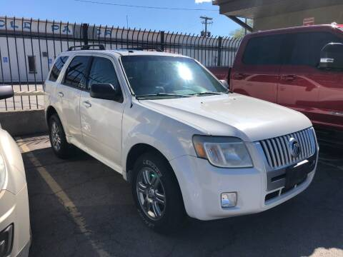 2010 Mercury Mariner for sale at DRIVE N BUY AUTO SALES in Ogden UT