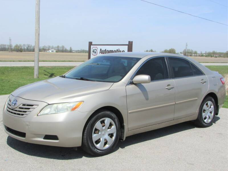2007 Toyota Camry for sale at 42 Automotive in Delaware OH