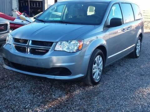 2018 Dodge Grand Caravan for sale at DK Super Cars in Cheyenne WY