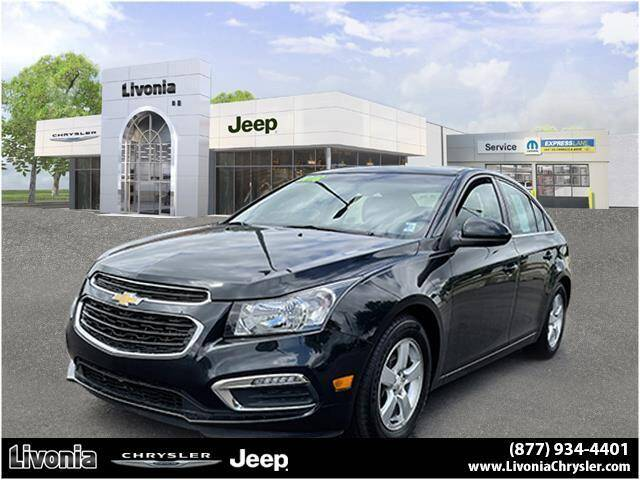 2016 Chevrolet Cruze Limited for sale in Livonia, MI