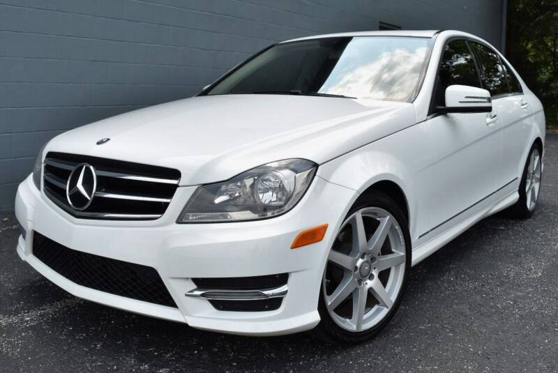 2014 Mercedes-Benz C-Class for sale at Precision Imports in Springdale AR