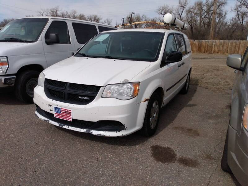 2012 RAM C/V for sale at L & J Motors in Mandan ND